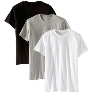 Kit 3 Camisetas Básicas Masculina