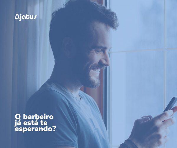 Agenda eletrônica para Barbearias
